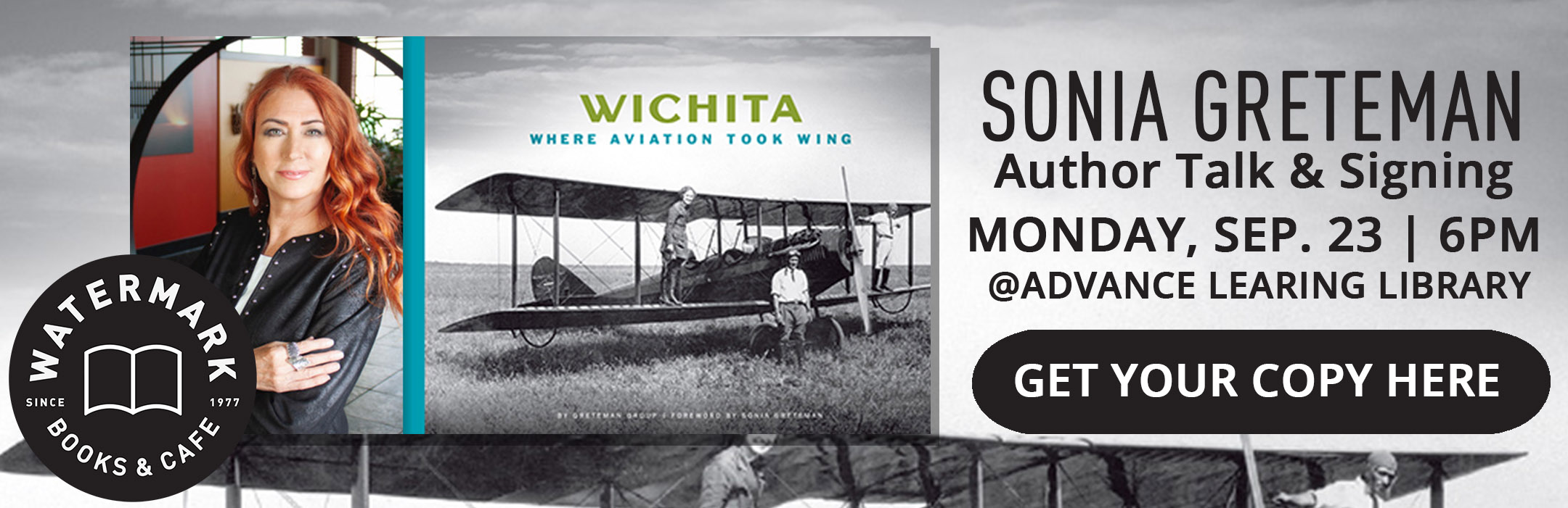 Sonia Greteman Wichita Aviation